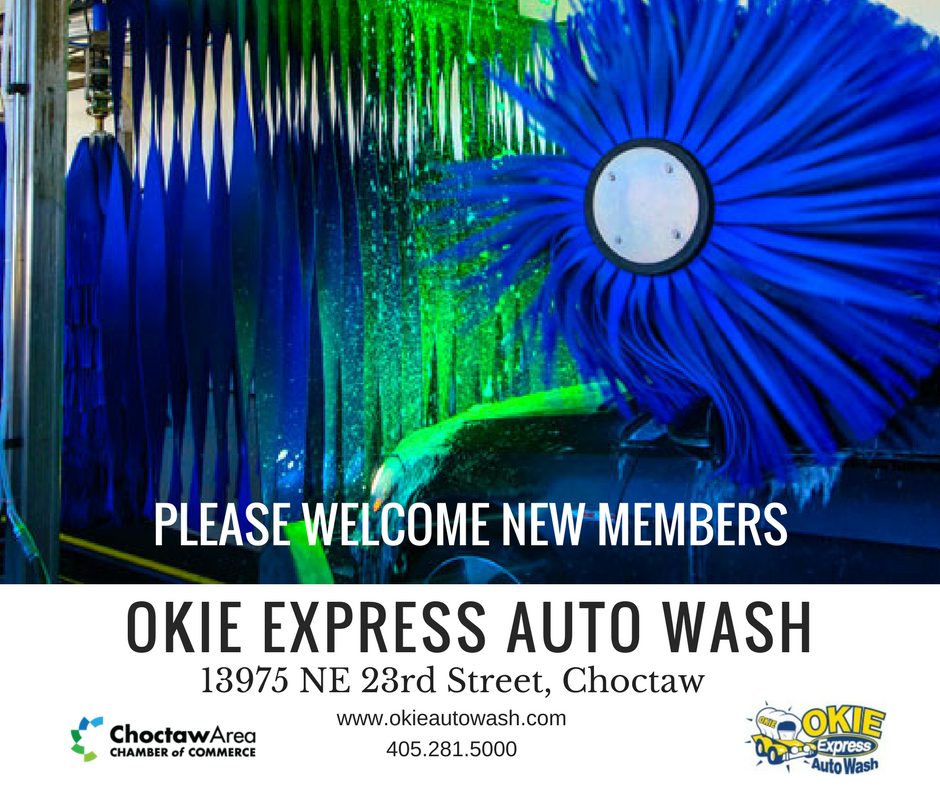 Okie Express Car Wash Norman